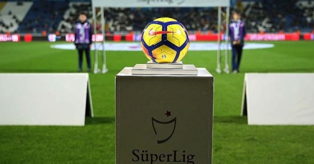 Süper Lig'de 32. hafta programında değişiklik
