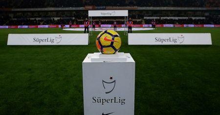 Süper Lig'de 33. hafta programı değişti