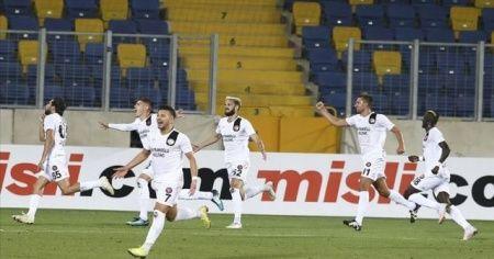 Süper Lig'e son çıkan takım Fatih Karagümrük oldu