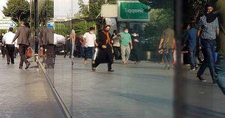 Tahran'da koronavirüs kısıtlamaları tekrar başladı