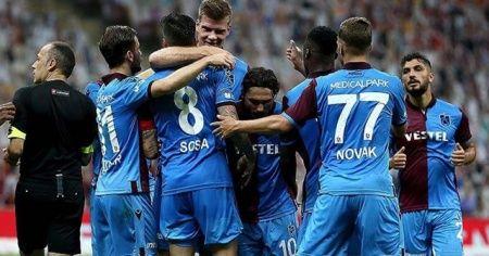 Trabzonspor'un yenilgisiz günleri