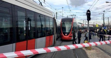 Tramvay arıza yaptı, seferlerde aksamalar yaşanıyor
