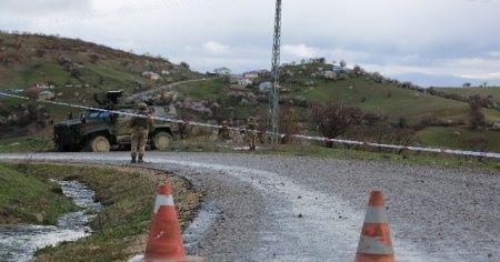 Tunceli'de bir köy karantinaya alındı, vali uyardı