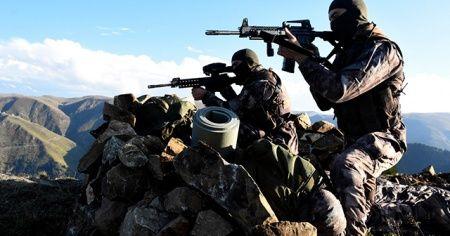Tunceli kırsalında 2 terörist etkisiz hale getirildi