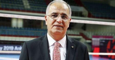 TVF Başkanı Üstündağ: 12 takımlı Efeler Ligi'nde düşmeyi kaldırdık