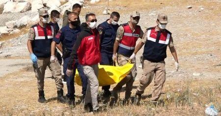 Van Gölü'nden bir ceset daha çıkarıldı