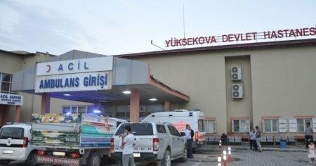 Yüksekova'da husumetli iki aile arasında kavga: 2 ölü