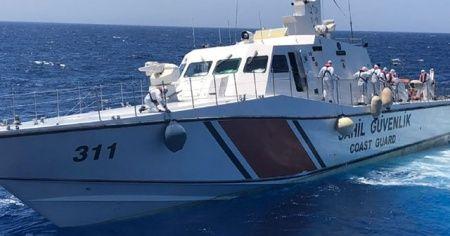 Yunanistan açıklarında kalp krizi geçiren Türk balıkçı hayatını kaybetti