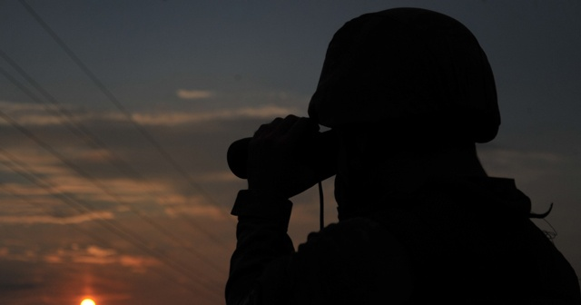 1 PKK'lı terörist Şırnak/Cizre'deki hudut karakoluna teslim oldu