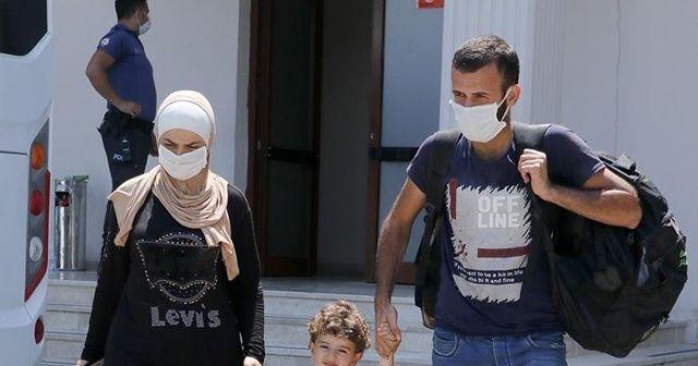 67 sığınmacı yakalandı