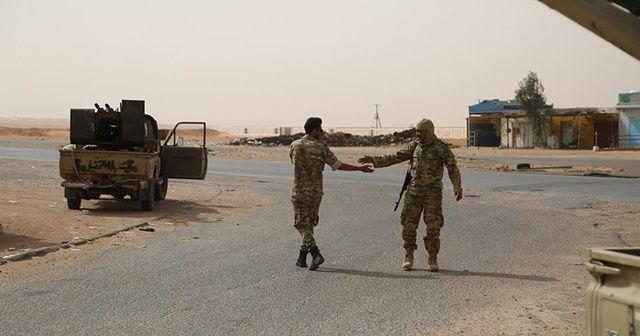 ABD, Sirte'nin silahtan arındırılması için Libyalı taraflarla görüştü