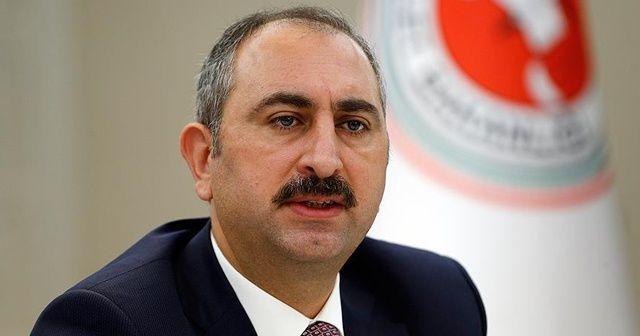 Adalet Bakanı Gül, orman yangınlarına neden olanlara verilen cezaları paylaştı