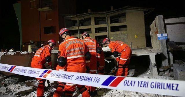 AFAD'dan deprem anı tatbikatı