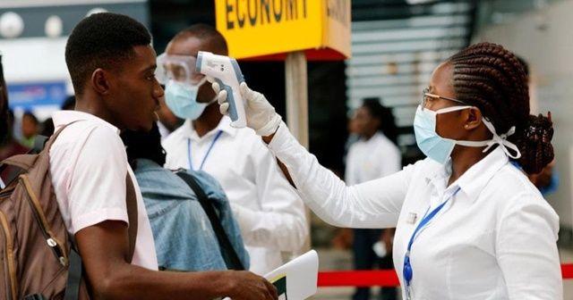 Afrika'da tespit edilen koronavirüs vaka sayısı 1 milyon 60 bini geçti