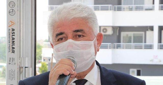 AK Parti Hatay Milletvekili Türkoğlu'nun koronavirüs testi pozitif çıktı
