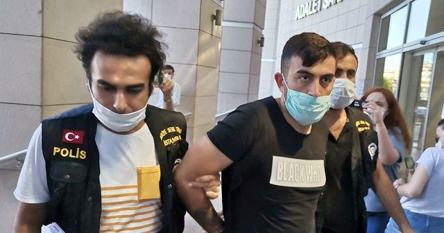Alibeyköy'de trafikte kadın sürücüye saldıran şüpheliye tutuklama talebi