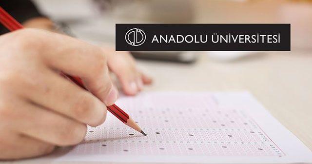 Anadolu Üniversitesi AÖF kayıtları ne zaman? 2020 AÖF kayıt yenileme