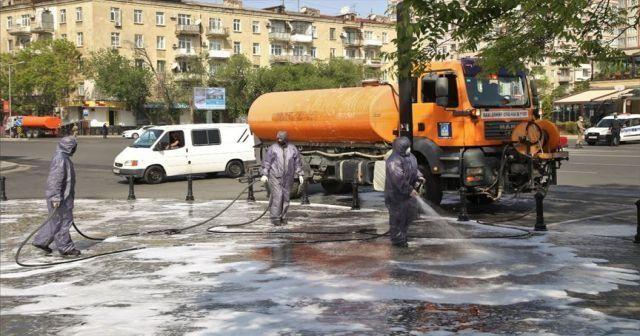 Azerbaycan'da son 24 saatte 144 yeni vaka tespit edildi