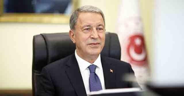 Bakan Akar, Azerbaycan Cumhurbaşkanı Aliyev ile görüşecek