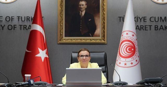 Bakan Pekcan başkanlığında 16. İstişare Kurulu toplantısı yapıldı