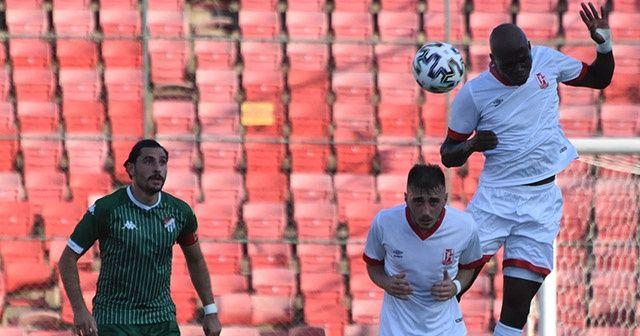 Balıkesirspor 1- Bursaspor 1