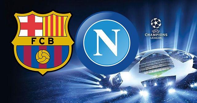 Barcelona - Napoli maçı canlı izle! Barcelona Napoli maçını şifresiz veren yabancı kanallar | CBC Sport Beinsports 1 canlı izle