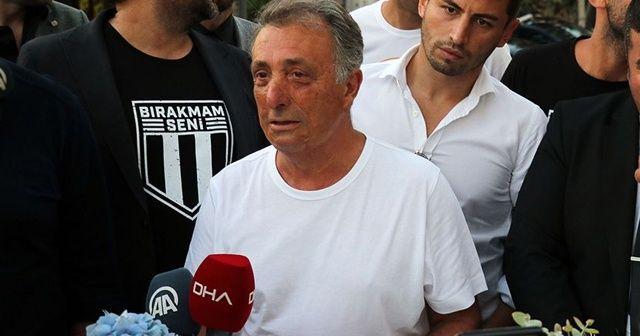 Beşiktaş Başkanı Çebi: Takımın ihtiyacına göre transfer yapacağız