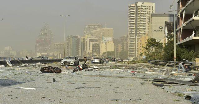 Beyrut Valisinden Beyrut Limanı'nda meydana gelen patlama ile ilgili açıklama
