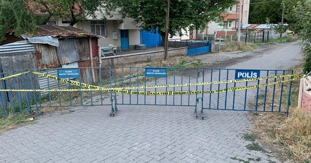 Bir sokak ve köy karantinaya alındı