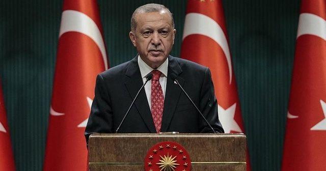 Cumhurbaşkanı Erdoğan: Akdeniz'de planlarımızı uygulamaya devam edeceğiz