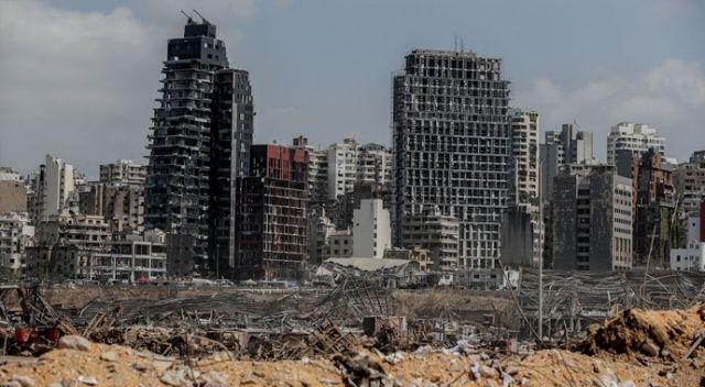 Dünyadaki en büyük 3. patlama Beyrut'ta