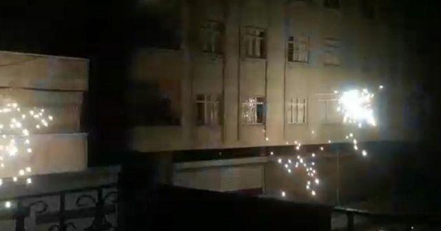 Elektrikler kesildi, kurban etleri bozuldu
