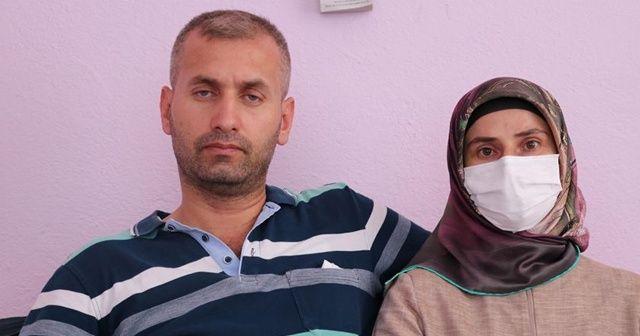 Eline kına yakıp uyuttuğu kızı ile oğlunu yangında kaybetmenin acısını yaşıyor