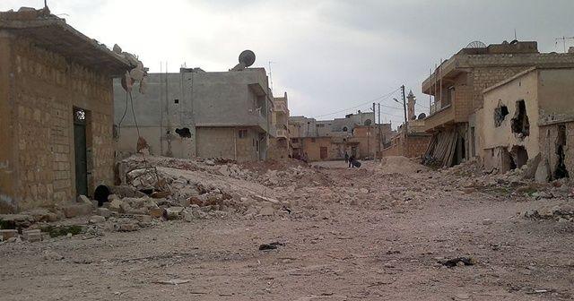 Esad rejiminin bahçeye döşediği mayın patladı: 2 ölü
