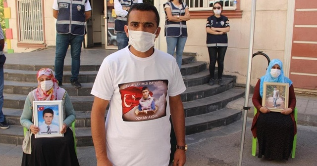 PKK'lı teröristlerden hain plan! Evlat nöbetindeki babaya pusu kurdular