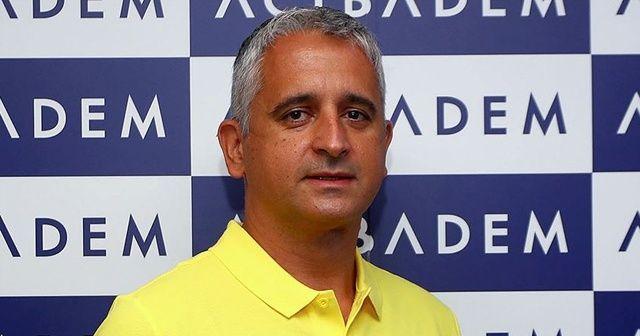 Fenerbahçe Beko Başantrenörü sağlık kontrolünden geçirildi