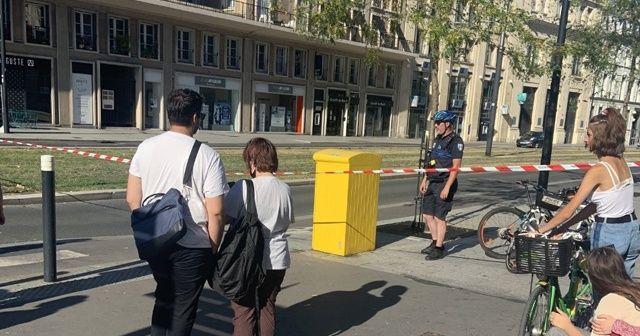 Fransa'da bankadaki rehine krizi sona erdi, silahlı şahıs tutuklandı