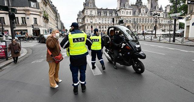 Fransa'da Kovid-19'dan ölenlerin sayısı 30 bin 406'ya yükseldi