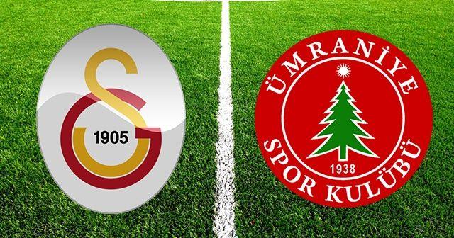 Galatasaray 2-0 Ümraniyespor | MAÇ ÖZETİ GOLLERİ