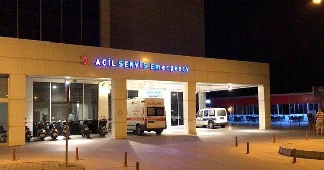 Germencik'te göçük meydana geldi: 1 Ölü 3 Yaralı