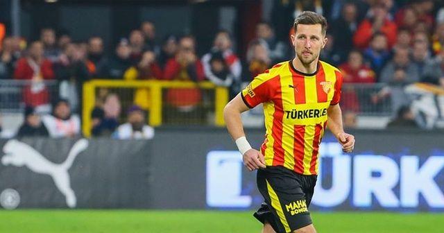 Göztepeli futbolcu, Kopenhag'a transfer oldu