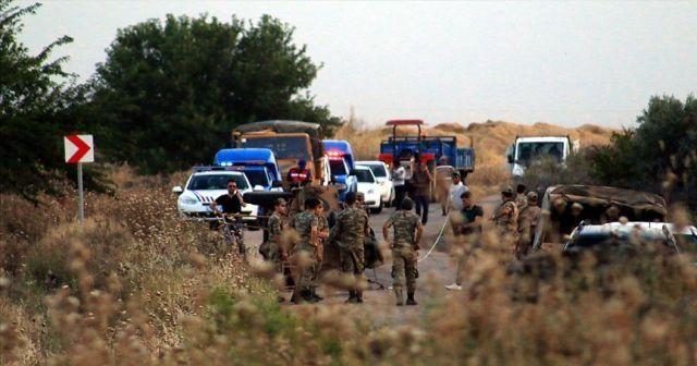 Iğdır'da askeri araç devrildi