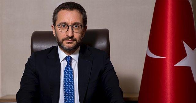 İletişim Başkanı Altun'dan 'MaviVatan' açıklaması