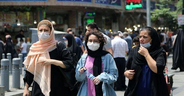 İran'da Kovid-19 tedbirlerine uymayanlara ceza geliyor