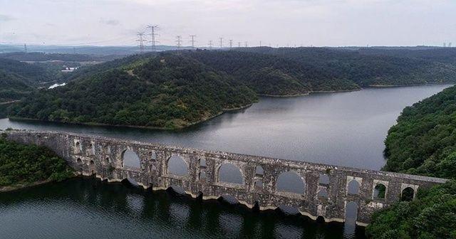 İstanbul'daki barajların doluluk oranı yüzde 57'lere düştü