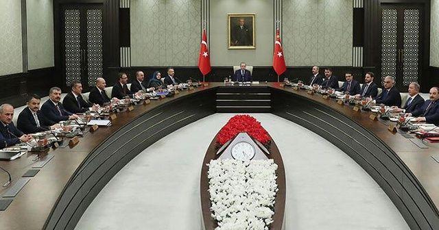 Kabinenin gündemi İstanbul Sözleşmesi