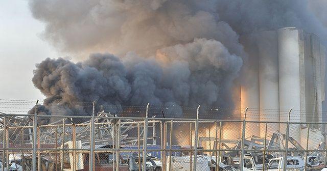 Kazakistan'ın Beyrut Büyükelçisi patlamada yaralandı