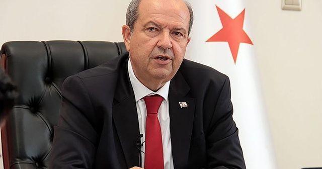 KKTC Başbakanı Tatar'dan Lübnan'a taziye mesajı