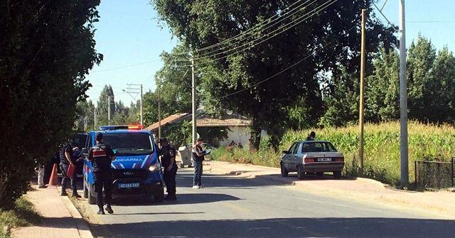 Konya'da cinayet: 1 kişi tabancayla vurularak öldürüldü