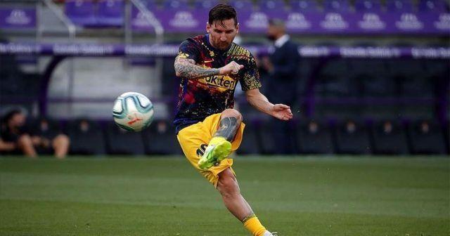 Messi'nin Barcelona'dan ayrılmasına en çok İspanya maliyesi üzülecek